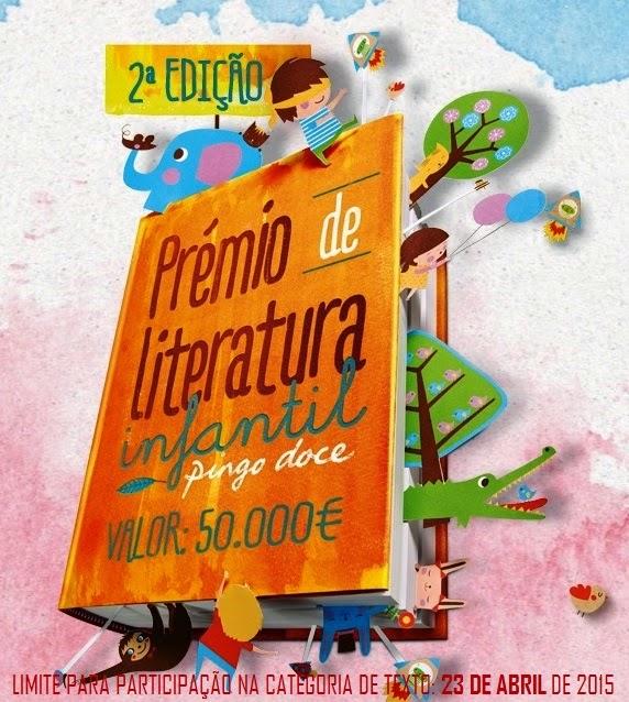 Concurso de Literatura Infantil - pingo doce