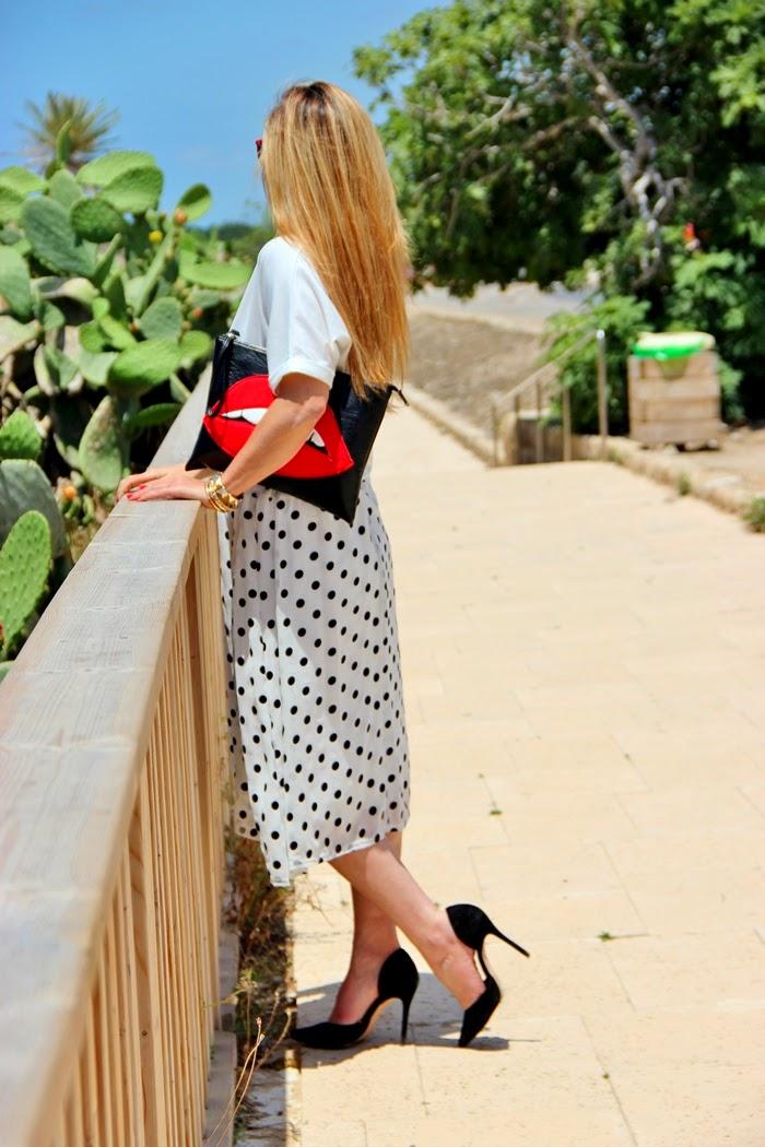 בלוג אופנה Vered'Style - שוב נקודות
