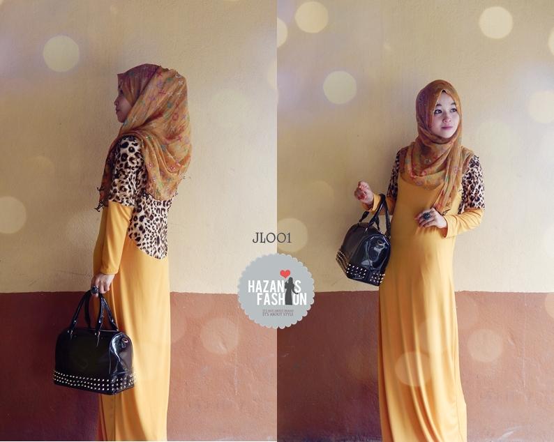 Fesyen Muslimah Terkini