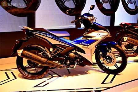 Yamaha Exciter 150 2015