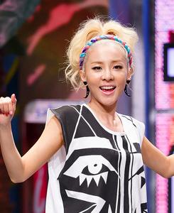 Dara 2NE1 Funky Style