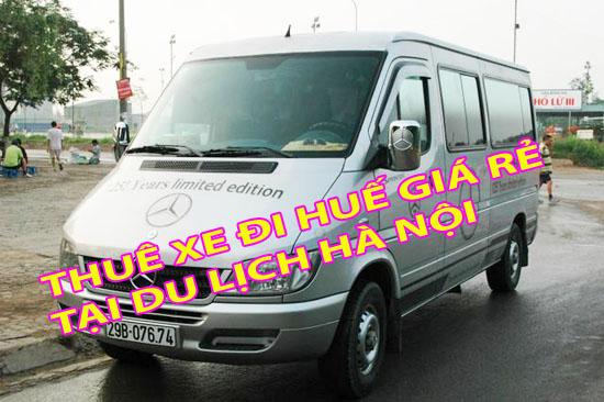 cho thuê xe 7 chỗ đi huế giá rẻ