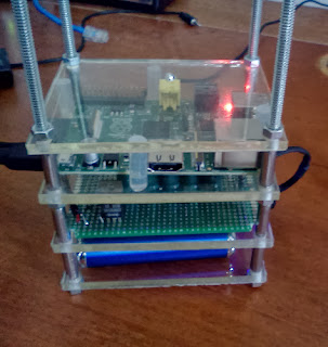 Raspberry Pi Stack Server