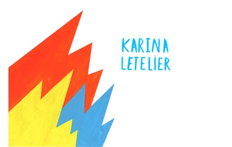 karina letelier oteiza/ ilustraciones