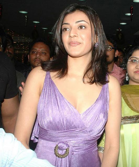 Kajal Agarwal Hot Photos at Opening of Mall