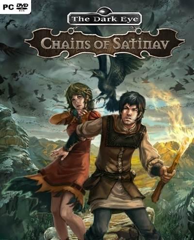 The Dark Eye Chains of Satinav PC Full Descargar Skidrow 2012