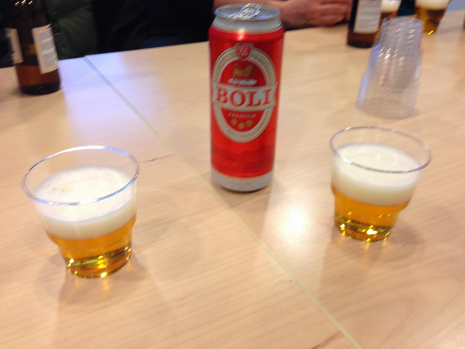 boli beer iceland