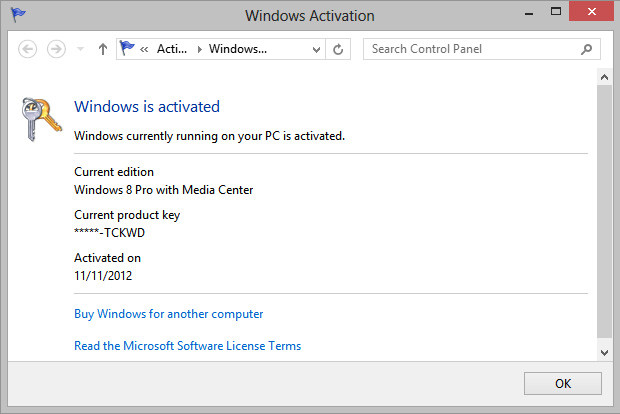 free windows 8 key download