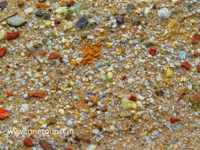 Colerful Stone ,रंगीले पत्थर