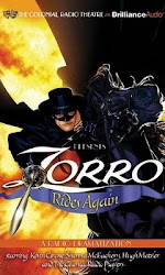 Zorro Rides Again Full-Cast Audio Drama