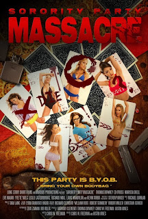Watch Sorority Party Massacre (2013) movie free online