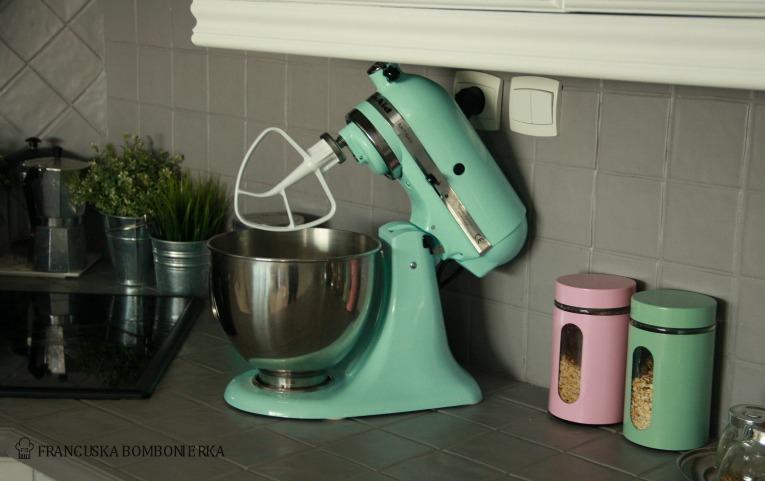 kitchen aid, robot kuchenny