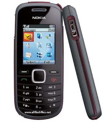 Nokia 1661 (RH-122) Latest Flash File/Firmware/Software (mcu+ppm+cnt) Download Free