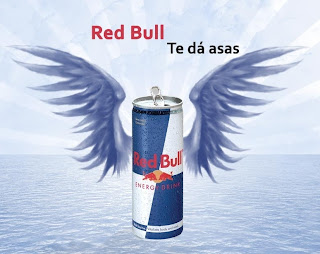 Se Red Bull te da asas e a Vodka?