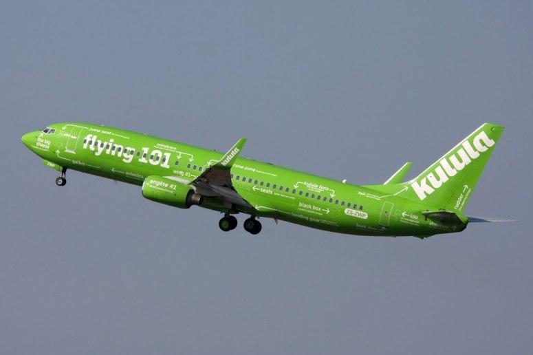 9 Pesawat Ini Dicat Warna-warni [ www.BlogApaAja.com ]