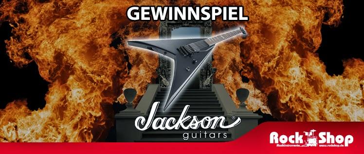Rock Shop Musikinstrumente Karlsruhe Jackson Gewinnspiel