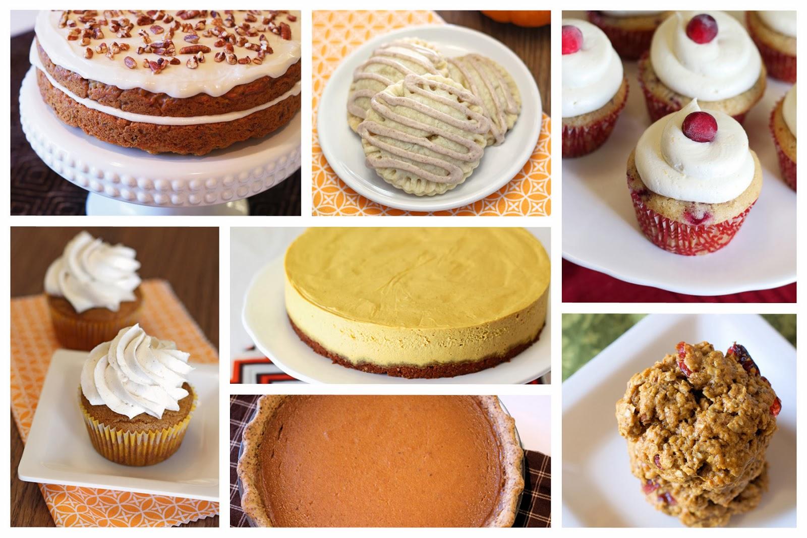 Gluten Free Vegan Thanksgiving Desserts Sarah Bakes