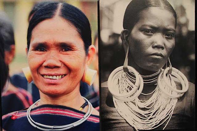 jewelry vietnam, hill tribe jewellery vietnam, silver tribal necklace, ethnic fashion, traditional culture