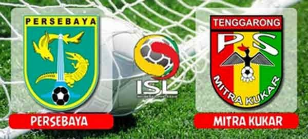 Persebaya vs Mitra Kukar QNB League ISL 2015
