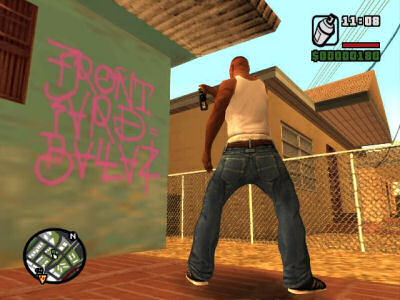 PS2 Grand Theft Auto: San Andreas Cheats