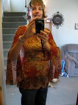 Barefoot Hippie Girl November 2012