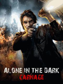 Jogo Alone in the Dark Carnage para Celular