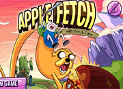 juegos hora de aventura Apple Fetch