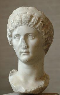 Iulia Drusilla, a. 16- 38 d.C.