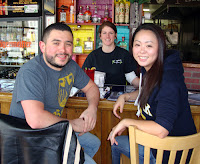 Yonnathan & Ruby, Beth (center)