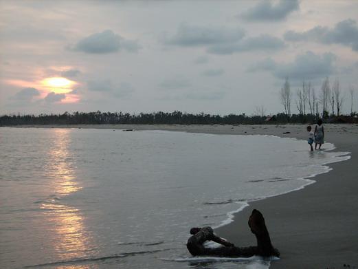 Wisata Pantai Pulo Sarok, Wisata Aceh
