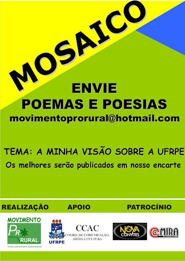 MOVIMENTO PRÓ-RURAL - UFRPE