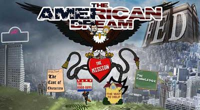 El Sueño Americano Animacion