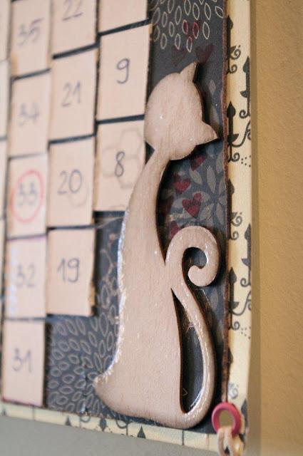 glossy accents kalendarz z kotem KOT galeria schaffar