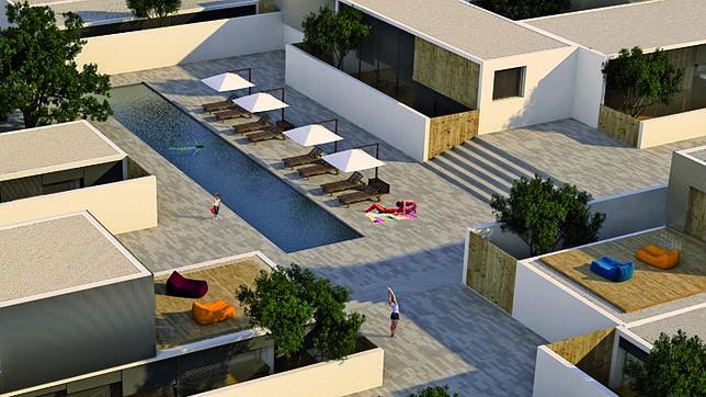 Casas lujosas villas y mansiones de lujo casas de lujo a for Mansiones de lujo en madrid