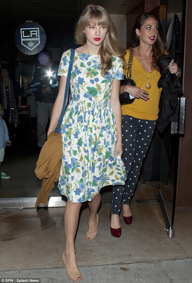 Style Guide Ct Taylor Swift Style 2012