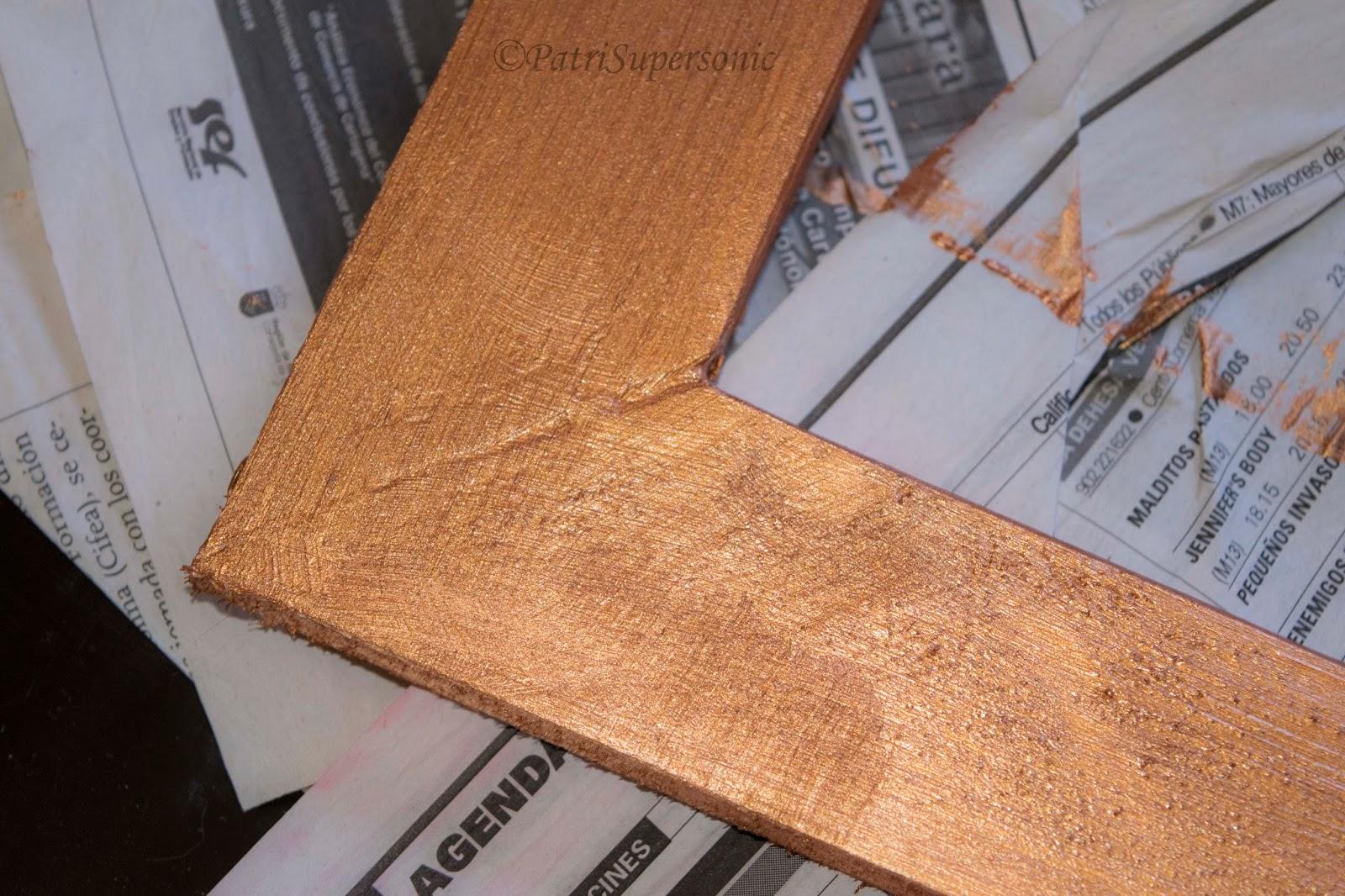 PatriSupersonic: Tablero customizado/ Handmade Board