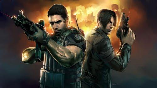 Los Mejores Juegos para PS3 2012 (PlayStation 3) Resident Evil 6