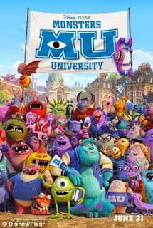 descargar Monsters University, Monsters University latino, ver online Monsters University