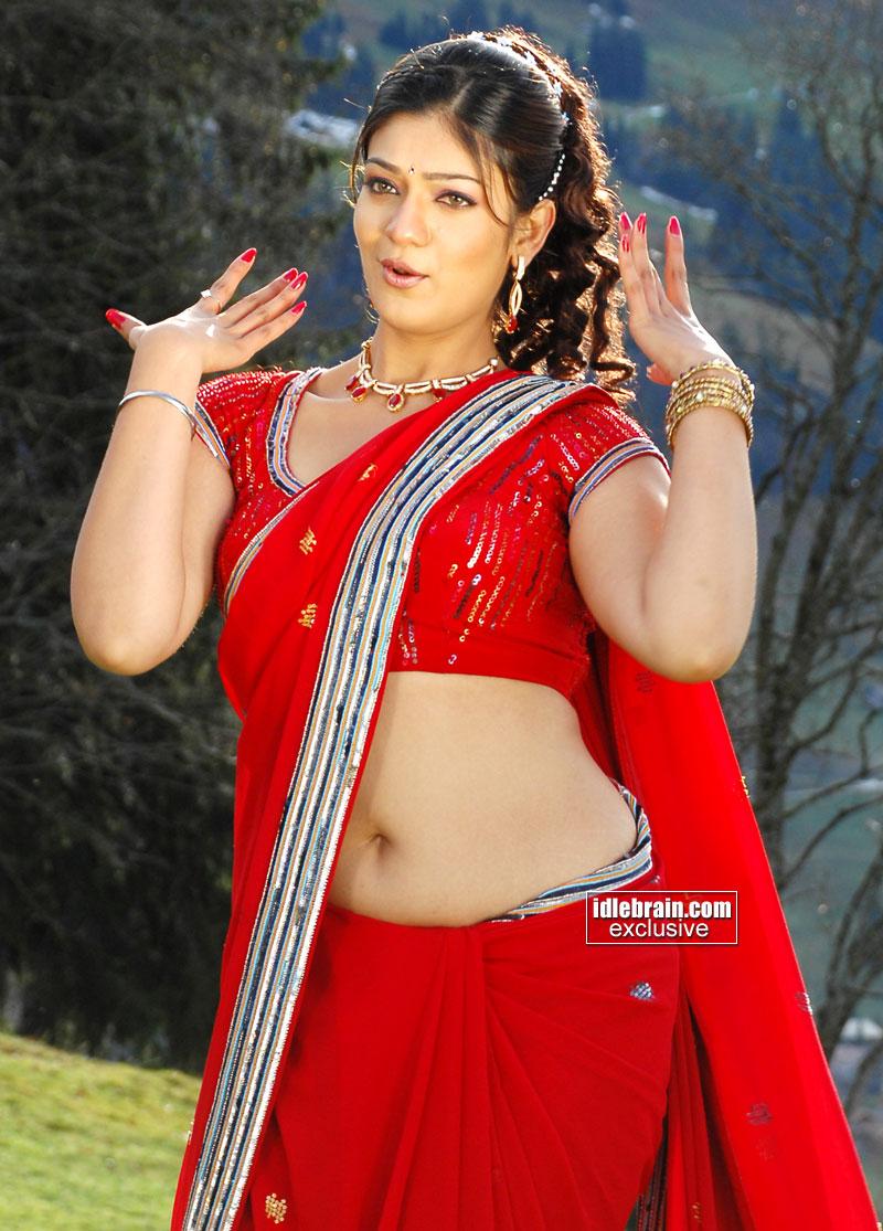telugu actress siya latest hot deep navel show photos in