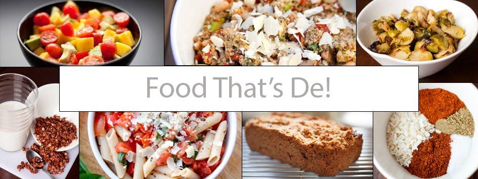 Food That's De!