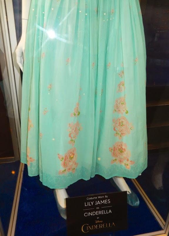 Cinderella floral dress