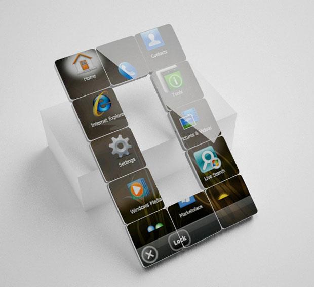 Mobikoma Concept Phone 2