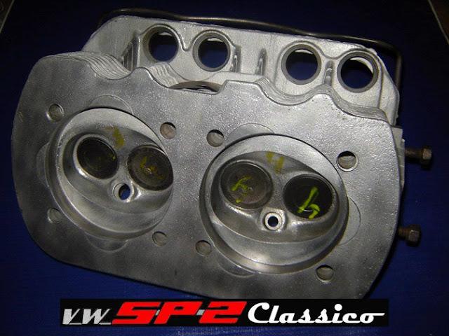 Restauração motor do Volkswagen SP2_7