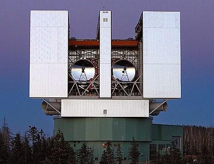 Vatican LUCIFER Observatory, Mount Graham, Arizona
