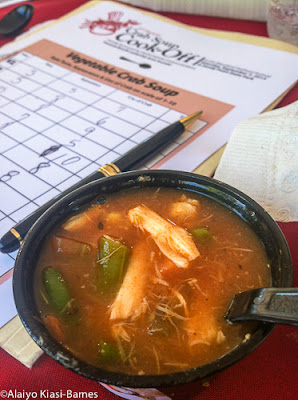Ballot and crab soup entry 2_Pescetarian Journal