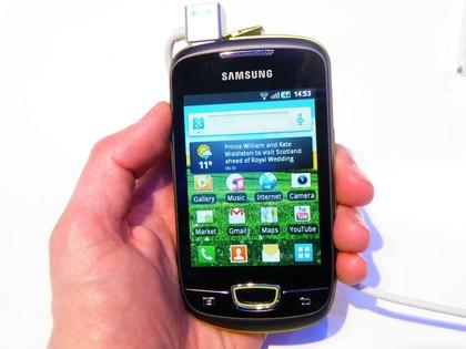 Cara instal flash player Galaxy Mini GT-S5770 Gingerbread 2.3.4