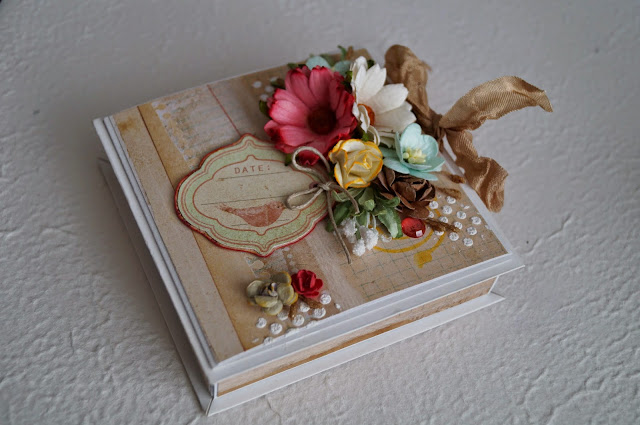 подарок, конверт, скрапбукинг