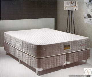 Cama XL Firm King Koil