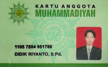 Anggota Muhammadiyah