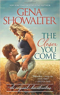 gena showalter, the closer you come, book reviews
